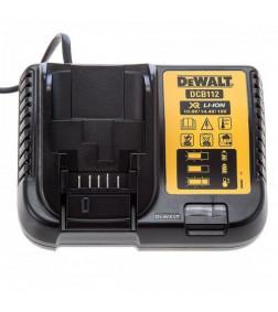 Зарядно устройство DeWALT DCB112-QW