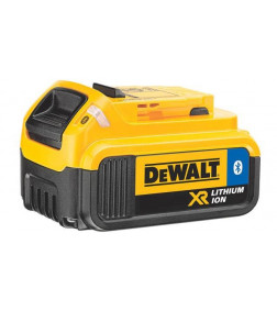Батерия DeWalt DCB184B с Bluetooth, Li-Ion 18V, 5.0Ah