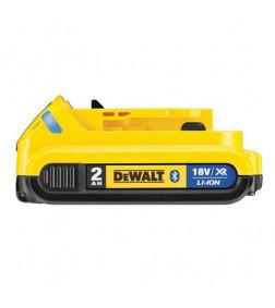 Батерия DeWalt DCB183B с Bluetooth, Li-Ion 18V, 2.0Ah