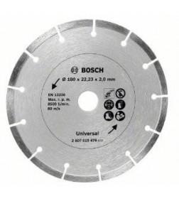 Диамантен диск BOSCH  за бетон D180 mm